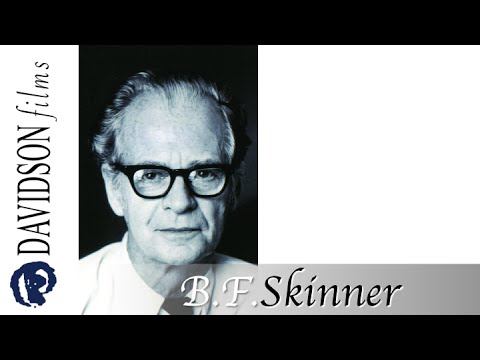 skinner piaget B f skinner proposed radical behaviorism as the conceptual underpinning of the experimental analysis of behaviorthis view differs from other approaches to behavioral research in various ways but, most notably here, it contrasts with methodological behaviorism in accepting feelings, states of mind and introspection as behaviors subject to.