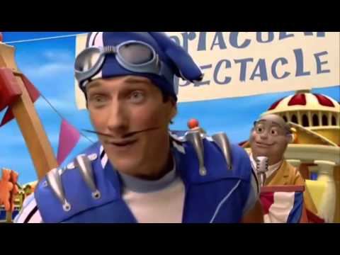 LazyTown   Defeeted   FULL EPISODE!