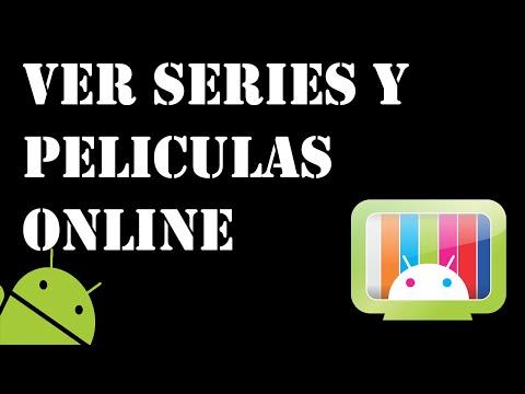 Mejor aplicacion para ver series y peliculas online Android //2015