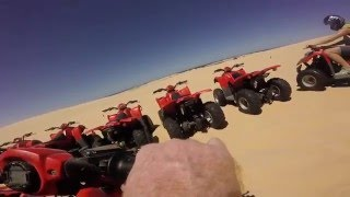 Quad Biking 2/2 - Port Stephens NSW Australia | Travel and Holiday Guide