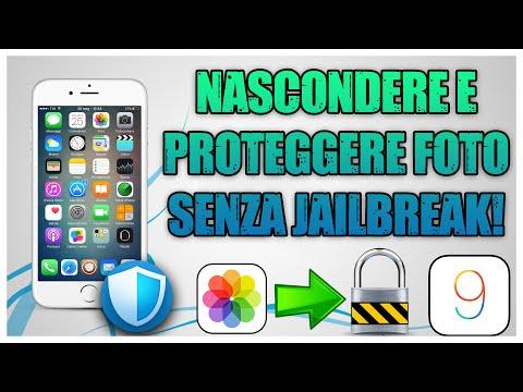 Nascondere e Proteggere Foto con Codice & Touch ID su iPhone   NO Jailbreak   iOS 9 [ITA]