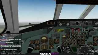 McDonnell Douglas DC-9 | FACT-FALE | YOLO-Air | X-Plane 10 | 26 Mar 2015