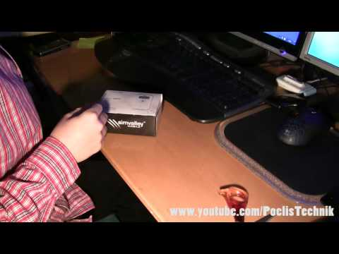 Unboxing simvalley MOBILE Pico INOX White Pearl
