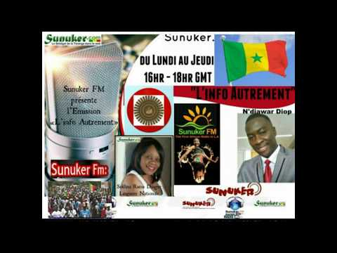 Sunuker Fm The Number One African Radio in Los Angeles