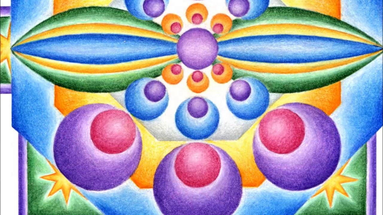 Divine Frequency Solfeggio Mandalas