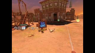 【Oculus Go】Dead and Buried 実況【火山たん】