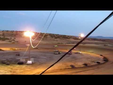 Desert Thunder Raceway 305 Heat Race 9/29/17