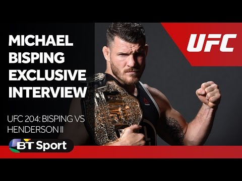 Michael Bisping talks exclusively to BT Sport ahead of his UFC 204 title fight with Dan Henderson New Flash Game