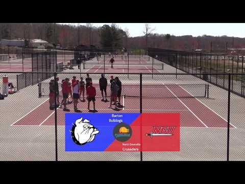 NGU Women's Tennis 2019 - North Greenville vs. Barton College
