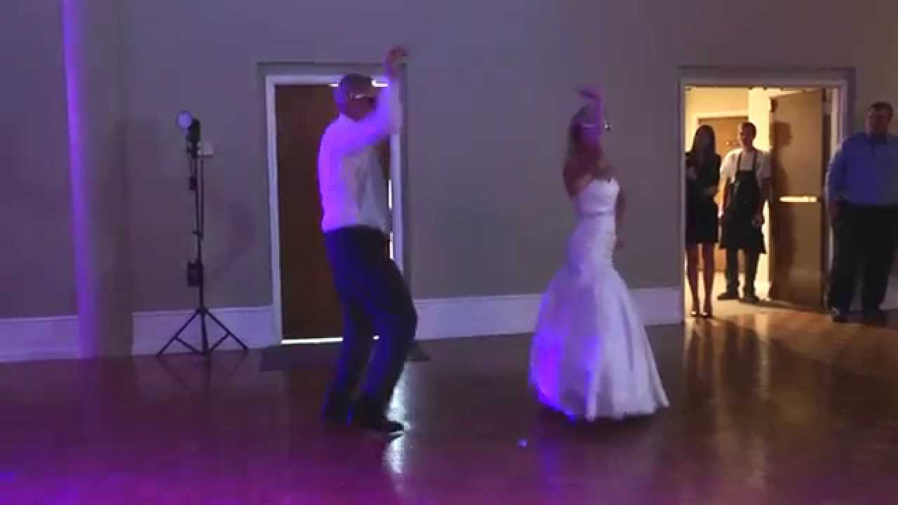 Hoover Mcewen Wedding Father Daughter Dance 10 4 14 Youtube