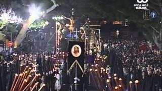 Cristo del Perdón en Alameda (Semana Santa Málaga)
