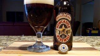 "Newcastle Werewolf (Irish / ""Blood"" Red Ale - 4.5% ABV) DJs BrewTube Beer Review #391"