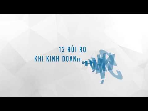 12 RỦI RO KHI KINH DOANH NHÀ HÀNG