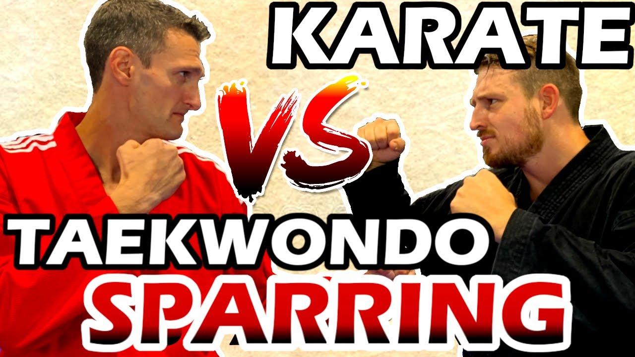 Mana taekwondo menang vs karate Fiksi dan