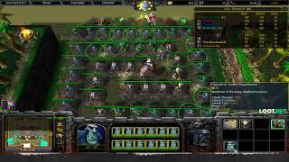Dread's stream | Warcraft III TTW | 11.10.2017