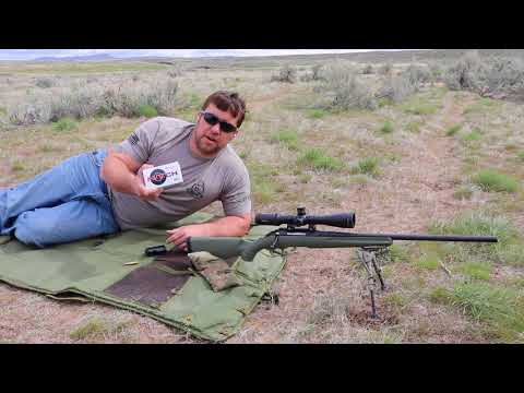 Ruger American Predator Rifle - Review