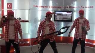 ВЫСТАВКА МОСБИЛД-2011. ШОУ