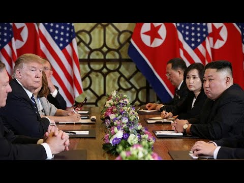 Summit fails because North Korea wanted all sanctions lifted
