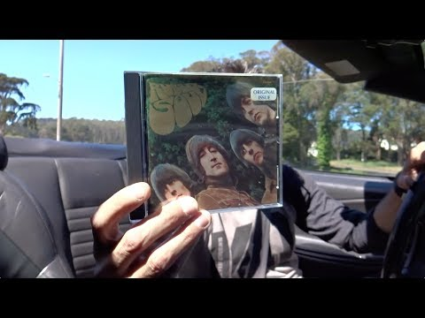 The Best Beatles Album Is Rubber Soul!
