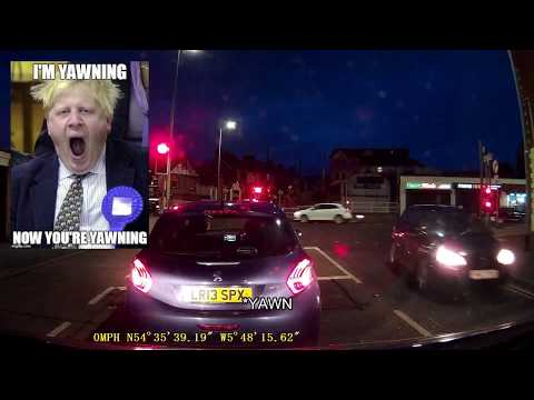 Dashcams NI, Belfast, Northern Ireland Driving And Daily Observations #5