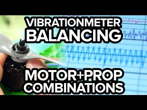 Dynamically balancing your motors and props for multirotor at the same time - Ontaerial