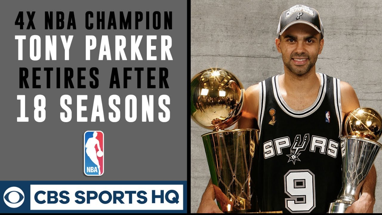 Tony Parker, Former Spurs Star, Retires From NBA