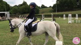 Emmas Ponywelt - Caprilli 2a  Würselen Teuterhof *Sieg* 2017