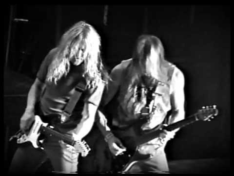 Deep Purple Jamming with Iron Maiden in London 2002