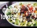 QUINOA TACO SALAD   hot for food