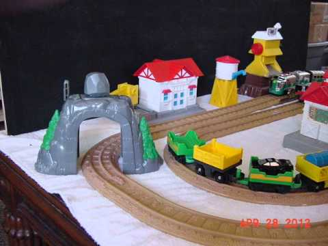 Geotrax Trains, Airport and Buildings Mega Collection For Sale
