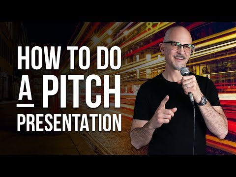 How To Do A Pitch Presentation Right And Win More Clients