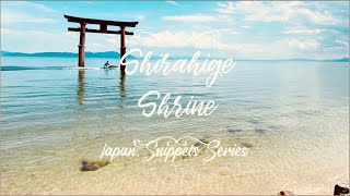 Shirahige Shrine | SEE WHAT I SEE - Japan Snippets Series