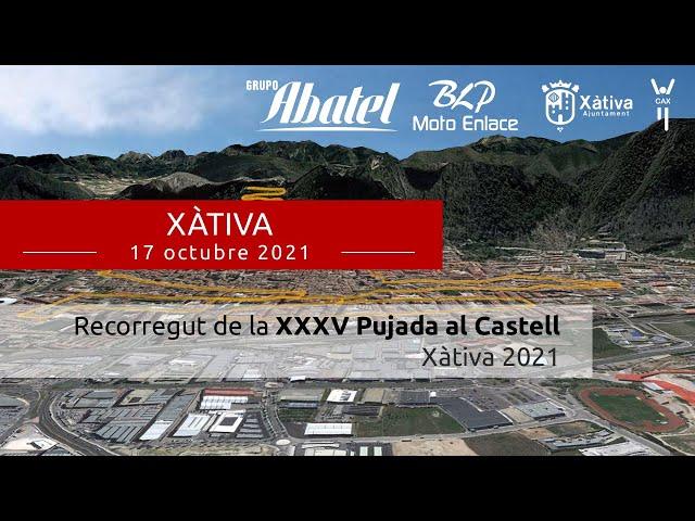 Xàtiva.  XXXV Pujada al Castell