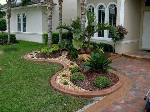 5c46912cd أجمل ديكورات الحدائق المنزلية - YouTube