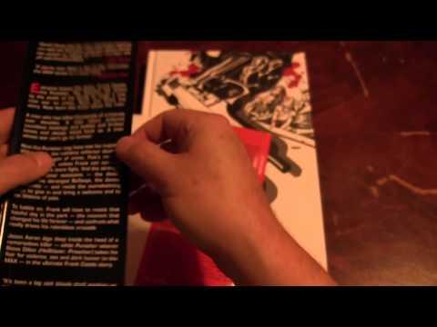 Punisher MAX Omnibus Hardcover Comic Review Jason Aaron Steve Dillon