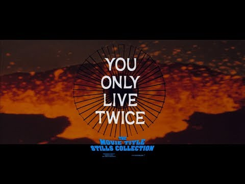 You Only Live Twice (1967) title sequence