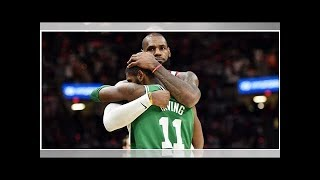 Irving mother of the Celtics about potential LeBron reunion|| NEWS US TODAY