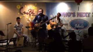 Thôi ta xa nhau - A Mư - Cuội Acoustic - TP Pleiku