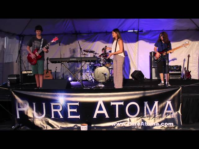 """Pure Atoma cover of """"Santeria"""" by Sublime"""