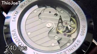 Slow Motion Watch Movement - 240fps