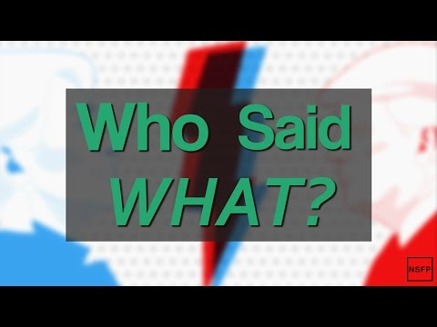 Who Said What? Blind Quotes From Hillary Clinton And Donald Trump