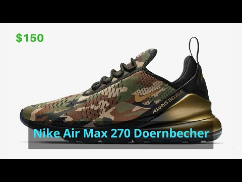 4e7605bb241 The Details Behind The Nike Air Max 270 Doernbecher - YouTube