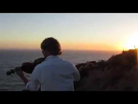 How He Loves (by David Crowder) Violin Cover - Daniel Morris -