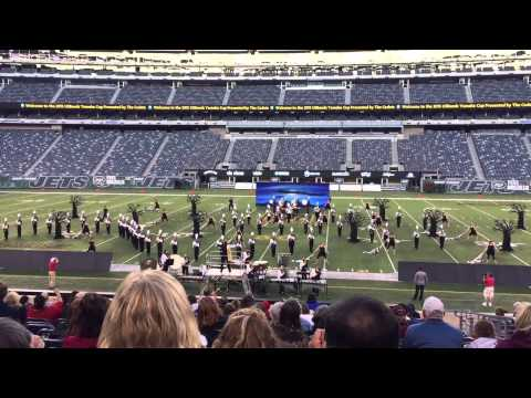 Vernon Township High School Marching Band 2015