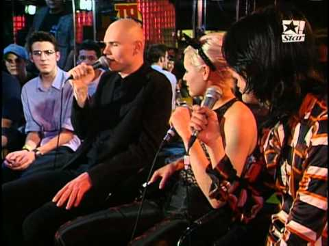 "The Smashing Pumpkins - Live on ""Intimate & Interactive"", 1998"