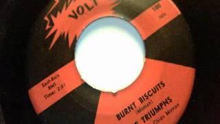 burnt biscuits - the triumphs - volt 1961