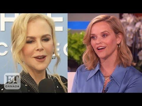 Nicole Kidman, Reese Witherspoon On 'Big Little Lies' Season 3