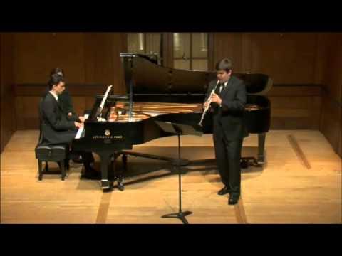 Weber Grand Duo Concertante  Op 48