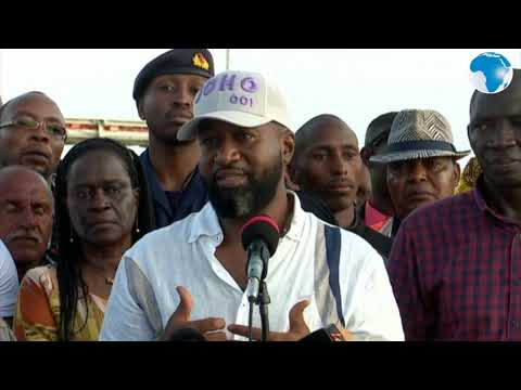 Joho pays his last respect to the Likoni ferry tragedy victims