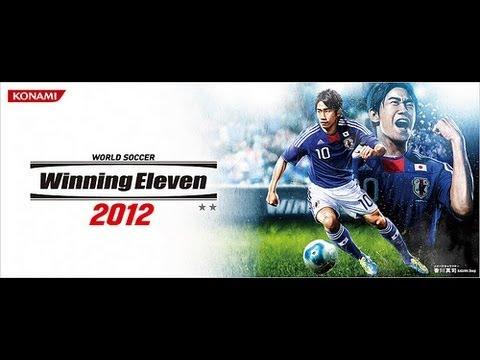 Winning Eleven 2012 - IPad 2 - HD Gameplay Trailer